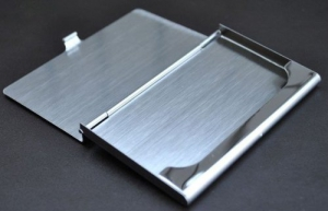 Superdeals Stainless Steel Card Holder  SD062