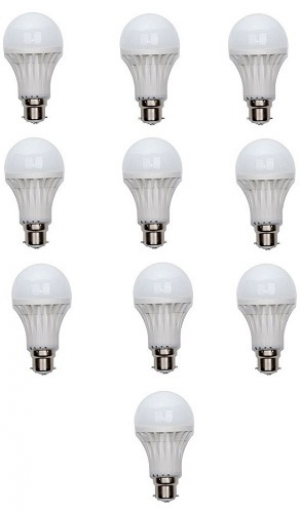 7W Led Bulb 10 Piece Combo Offer SD143