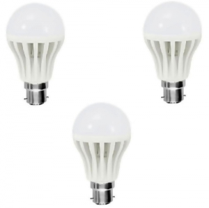 8W Led Bulb 3 Piece Combo Offer SD146