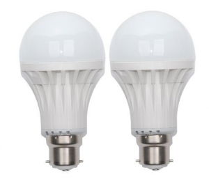 9W Led Bulb 2 Piece Combo Offer SD150