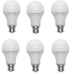 3W Led Bulb 6 Piece Combo Offer SD174