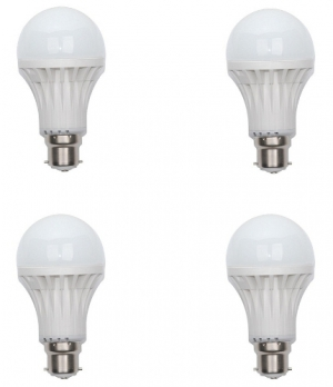 9W Led Bulb 4 Piece Combo Offer SD185