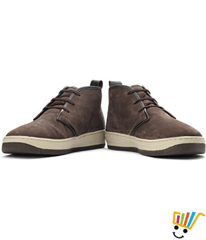 Woodland Boots Padded Footbed-Brown