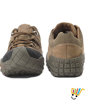 Woodland Outdoors Shoes Padded Footbed - Tobacco