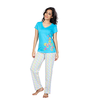 Clifton Womens Butterfly Pyjama Set AAA00012893-897