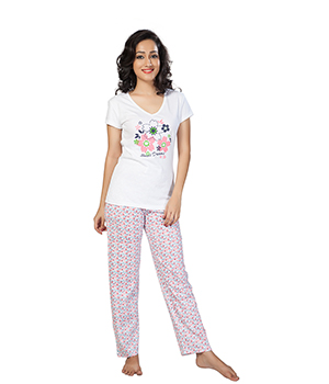 Clifton Womens Sweet Dreams Pyjama Set AAA00012918-922