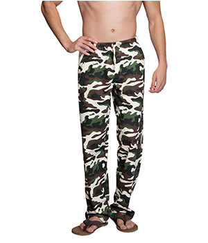 Clifton Mens Army Track Pant AAA00013496
