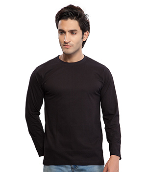 Clifton Basic Mens R Neck Full sleve T- Shirt AAA00013166