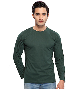 Clifton Basic Mens R Neck Full sleve T- Shirt AAA00013211