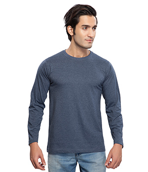 Clifton Basic Mens R Neck Full sleve T- Shirt AAA00013216