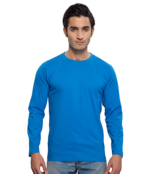 Clifton Basic Mens R Neck Full sleve T- Shirt AAA00013231