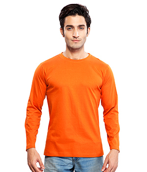 Clifton Basic Mens R Neck Full sleve T- Shirt AAA00013236