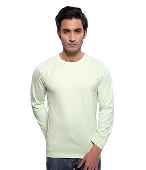 Clifton Basic Mens R Neck Full sleve T- Shirt AAA00013251