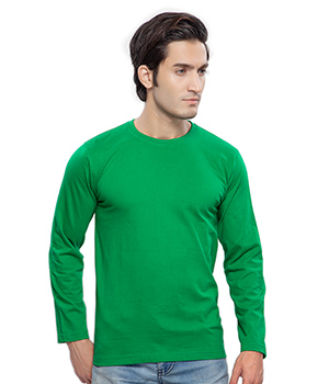 Clifton Basic Mens R Neck Full sleve T- Shirt AAA00013256