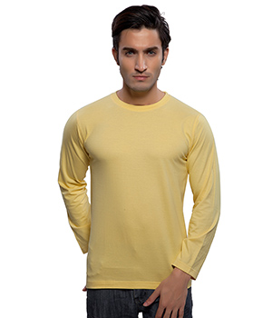 Clifton Basic Mens R Neck Full sleve T- Shirt AAA00013266