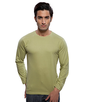 Clifton Basic Mens R Neck Full sleve T- Shirt AAA00013281