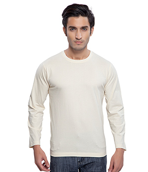Clifton Basic Mens R Neck Full sleve T- Shirt AAA00013286