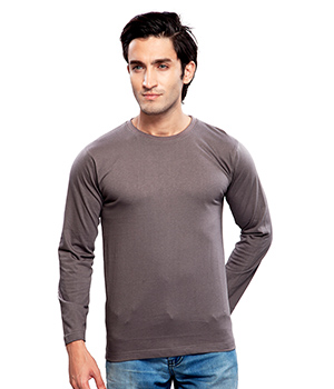 Clifton Basic Mens R Neck Full sleve T- Shirt AAA00013291