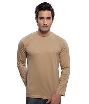 Clifton Basic Mens R Neck Full sleve T- Shirt AAA00013296