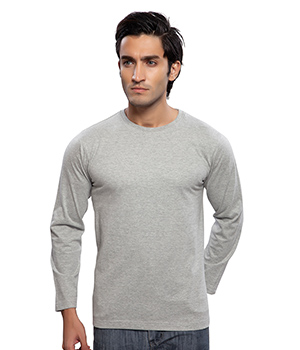 Clifton Basic Mens R Neck Full sleve T- Shirt AAA00013301