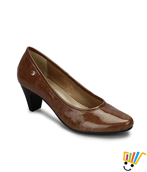 La Briza Brown Pumps 1386