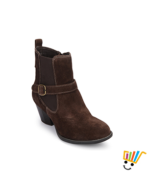 La Briza Brown Boots 1433