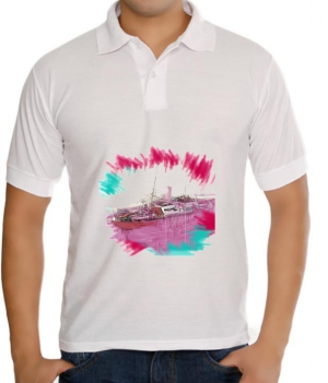 meSleep Ship of life T-Shirt Dry Fit bts-03-011