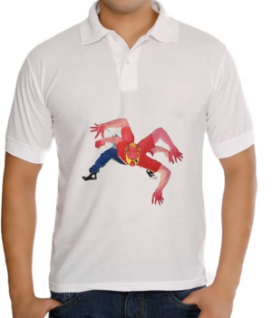 meSleep Spidermen T-Shirt Dry Fit bts-03-016