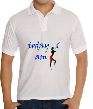 meSleep Today I am T-Shirt Dry Fit bts-03-025