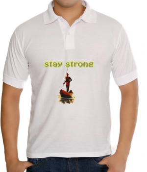 meSleep Stay strong T-Shirt Dry Fit bts-03-028