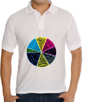 meSleep Circle if life T-Shirt Dry Fit bts-03-084