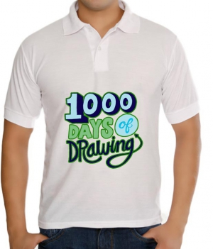 meSleep days of drawing T-Shirt Dry Fit bts-03-085