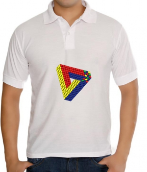 meSleep puzzle triangleT-Shirt Dry Fit bts-03-116