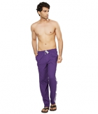 Clifton Mens Coloured Track Pant-Purple AAA00017945