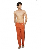 Clifton Mens Coloured Track Pant-Rust AAA00017961