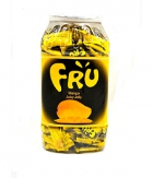 FRU Juicy Jelly Candy Mango Jar 760 gram A BABA Product BA011