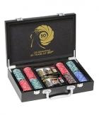 JAMES BOND 200 POKER SET P007