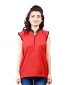 Designer Party Wear Regular Fit Kurti KRT6008