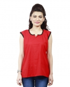 Designer Party Wear Regular Fit Kurti KRT6009