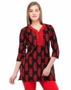 Designer Party Wear Regular Fit Kurti KRT6030