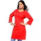 Designer Party Wear Regular Fit Kurti KRT6031