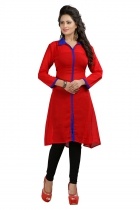 Designer Party Wear Regular Fit Kurti KRT6078