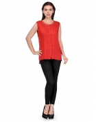 Designer Party Wear Regular Fit Top TOP2008