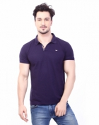 Rugby Mens Half Sleeve T-Shirt with Chest Embroidery RG-02 ARINE