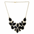 Sai Arisha Black Stylish Small Neckpiece RH022