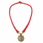 Sai Arisha Metal Neck Piece With Thread Work RH017R2