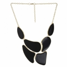 Sai Arisha Stylish Black Neckpiece RH027B