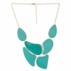 Sai Arisha Stylish Sea Green Neckpiece RH027G