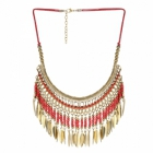 Sai Arisha Multi Layer Metal Neckpiece RHAR03