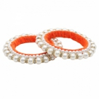Sai Arisha White Pearl Beautiful Bangle RHAR07